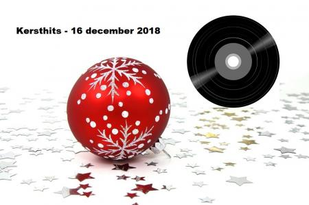 Kersthits - 16 december 2018