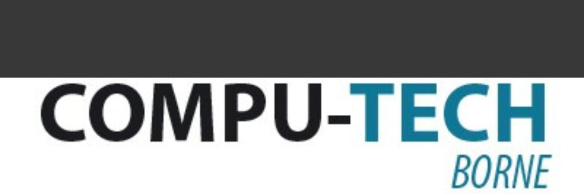 Experiences with the computer store Compu Tech in the municipality of Borne
