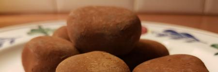low carb cocoa truffles