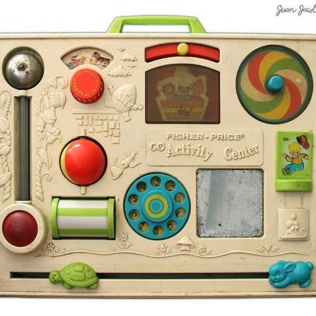 Weet je nog? Fisher Price