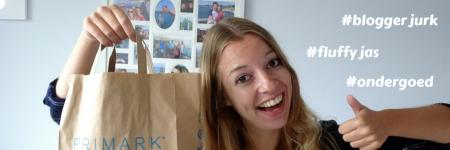 Mini Primark shoplog en meer (New Yorker & blogger jurk)