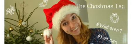 The Christmas Tag- Merle eet wild?-