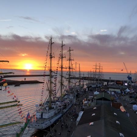 Tall ships races 2018