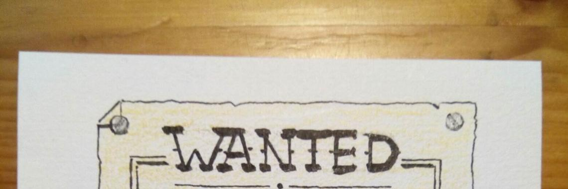 Gag nr. 12: also wanted...