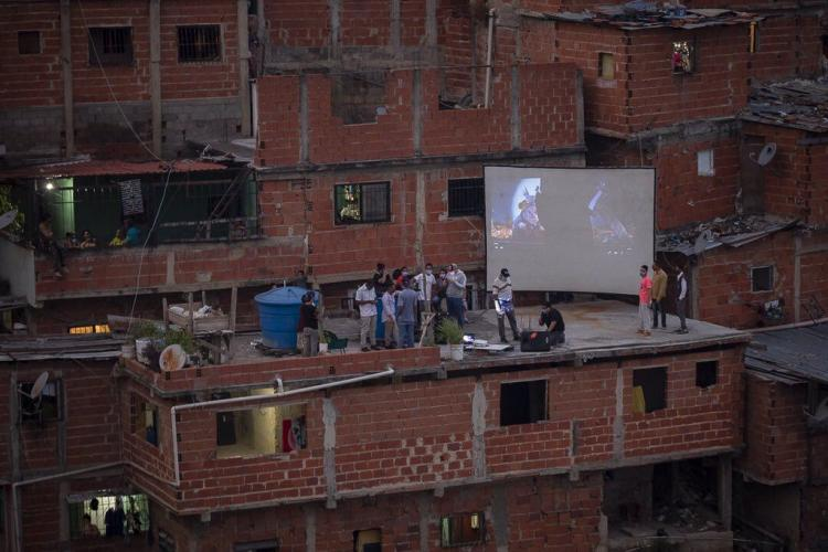 A new way to watch TV in Venezuela.