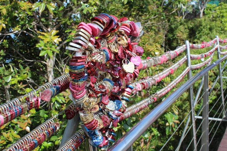 Love Locks : A Disappointing Trend