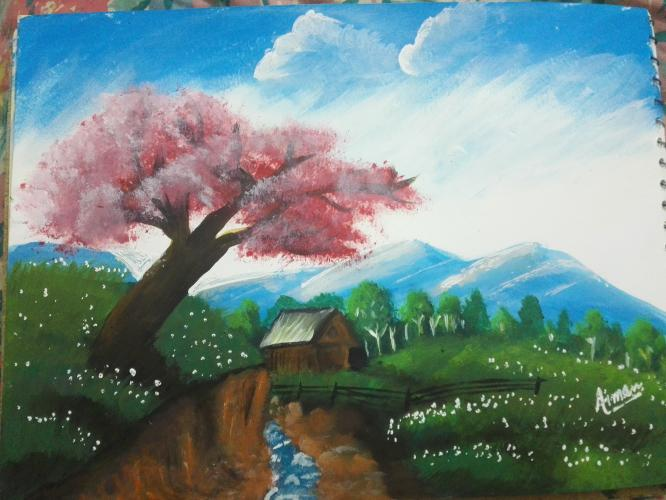 This is my painting