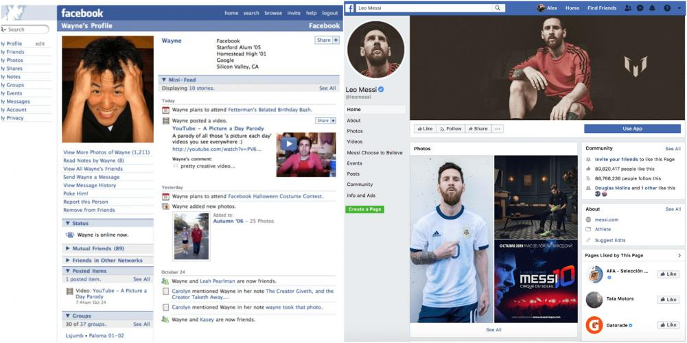 What Lesson Is Facebook Teaching Us? (Web Design Wise)