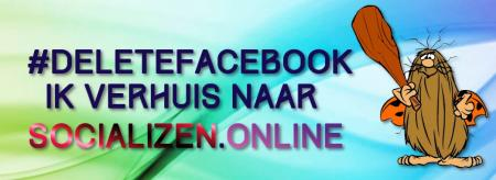 Alternatief voor Facebook  'Socializen'
