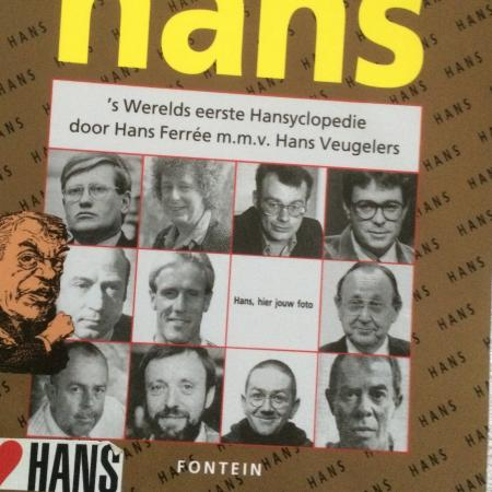De encyclopedie van hans...