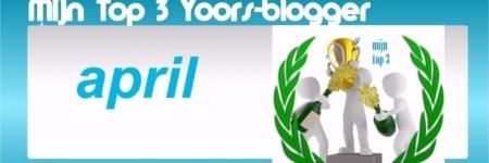 Mijn TOP 3 Yoors~blogger
