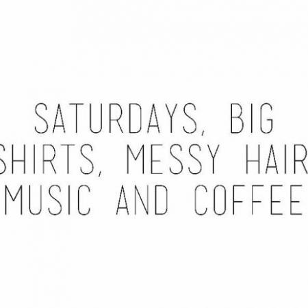 This will be my saturday