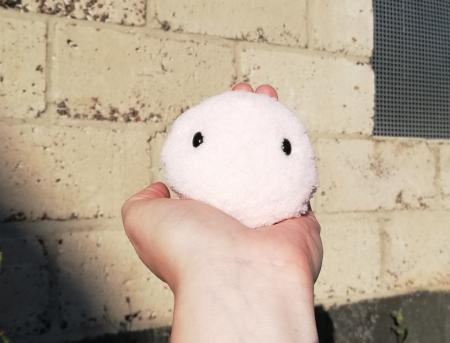 The 'Norry' - a cute little friend that fits in your pocket