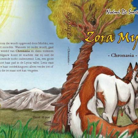 Cover Zora Mythe