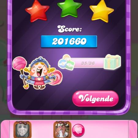 Candy crush 3200