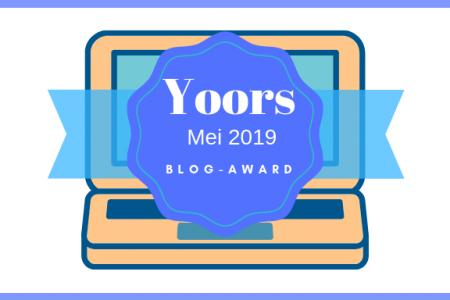blog awards 2019
