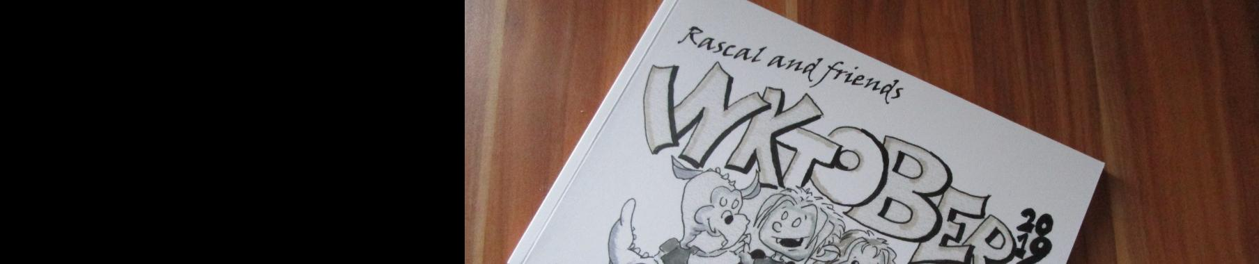 Boekrecensie: Rascal and friends, Dinie de Zeeuw