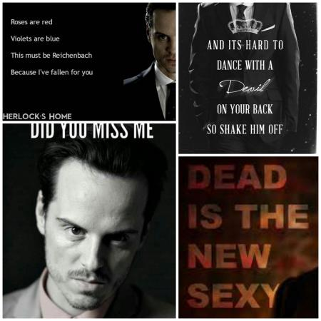Moriarty  collage