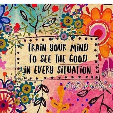 Train your mind...