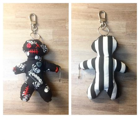 Lucky voodoo doll