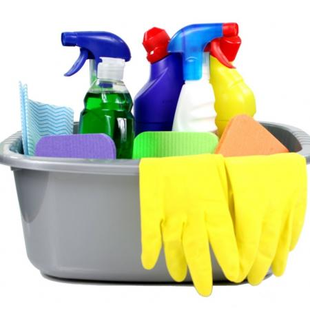Cleaning!