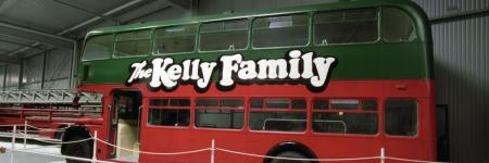 Zonder The Kelly Family was er geen ONS...