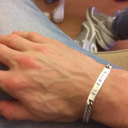 Mijn armband is weer Up to date !!!