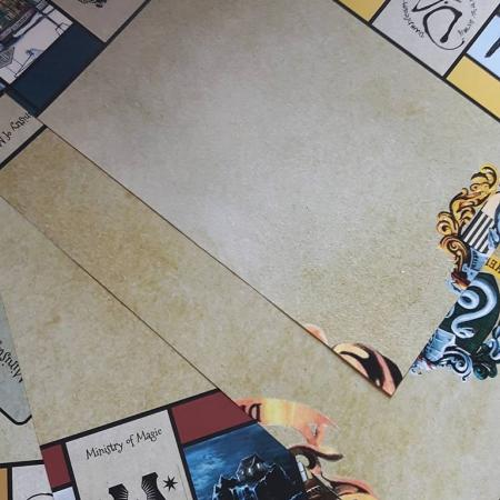 Monopoly Harry Potter Style