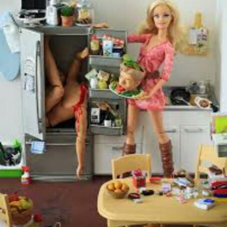 nog een bad barbie