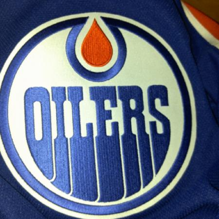 Canadese Oilers Jersey!!