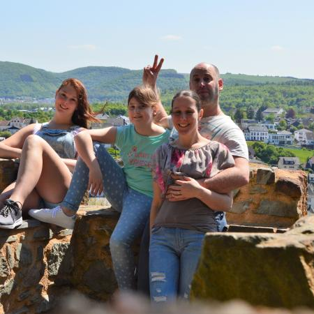 In Saarburg ♥