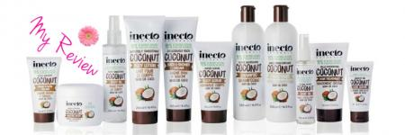 Review   Inecto, Smooth Me Coconut Hair Serum