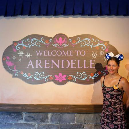 Welcome to Arendelle! (Frozen)