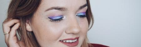 MERMAID MAKE-UP LOOK