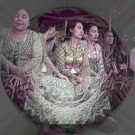 Photo Art | Balinese Women