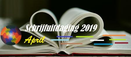 Schrijfuitdaging april 2019