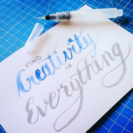 Find Creativity In Everything