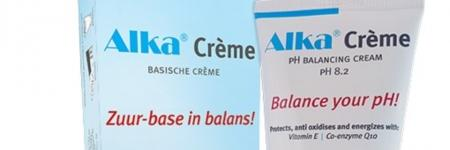 Alka creme. Een all-in one product.