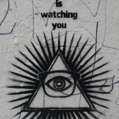 Fashion is watching you