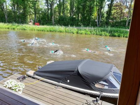 Triathlon in Vathorst..........