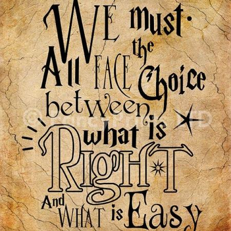 quote Harry potter