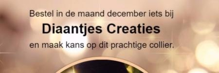 De december actie is online