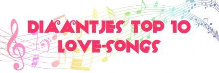 Diaantjes top 10 love-songs