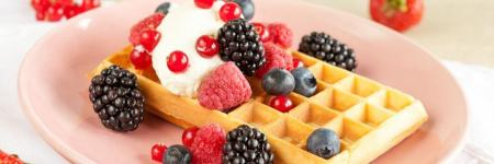 Recept wafels
