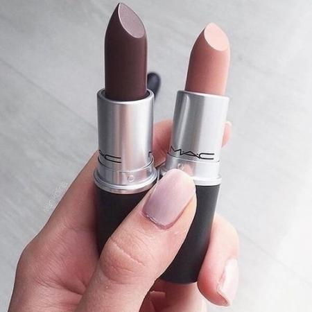 Mac make-up lipstick