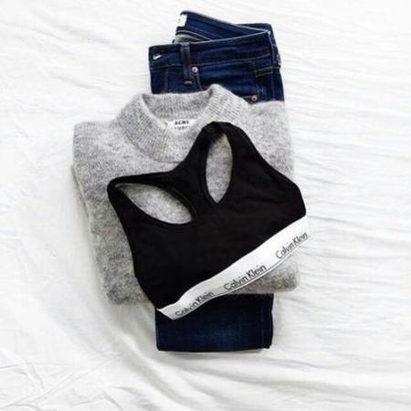 Nice clothes