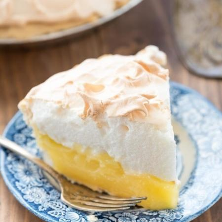Pudding taartje
