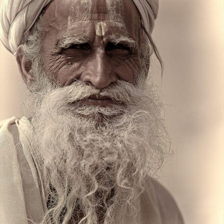 The Man from Varanasi.