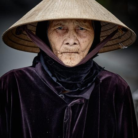 The Woman from Hoi An