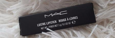 Review MAC lipstick